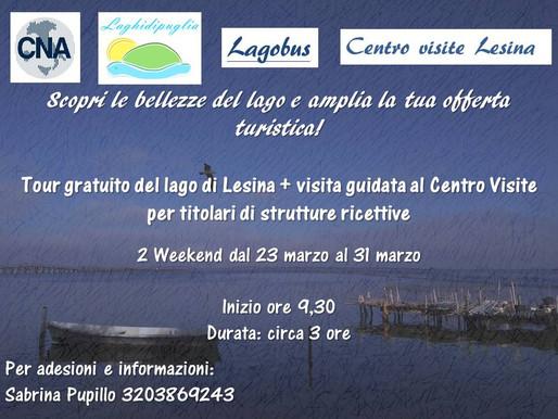 I laghi di Puglia