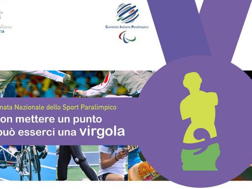 XI Giornata Nazionale dello Sport Paralimpico