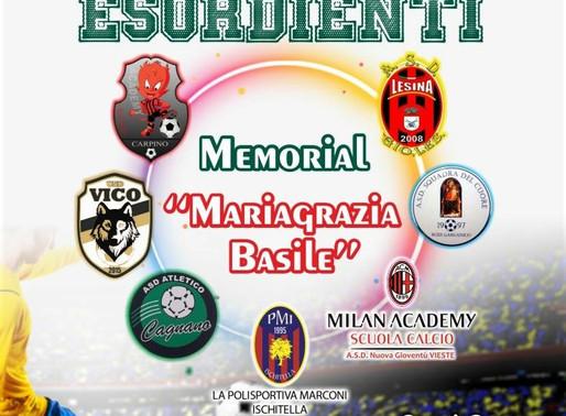 Memorial MariaGrazia Basile