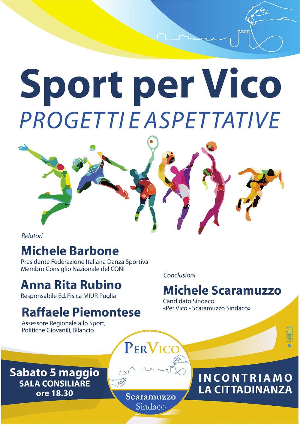 Palestra Vico Del Gargano sport per vico