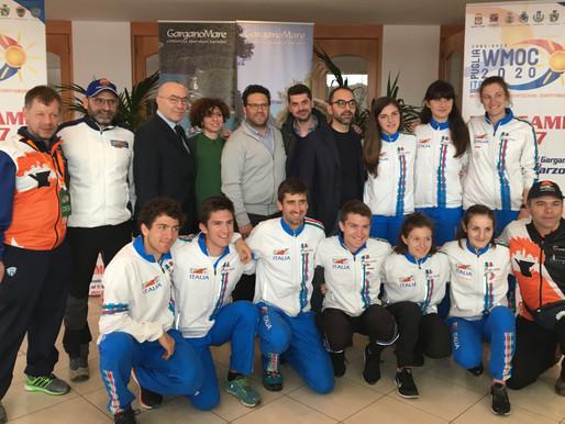 Conclusi con un grande successo a Vico del Gargano i test mondiali del MOC Camp