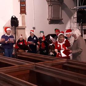 Rippingale Carol Service 2