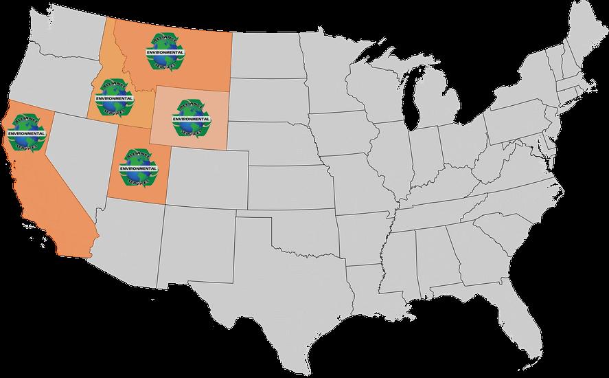 environmental services california