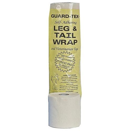 GUARD-TEX® SELF-ADHERING VETERINARIAN TAPE / LEG & TAIL WRAP