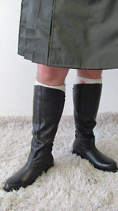 Galahad Leather Boots