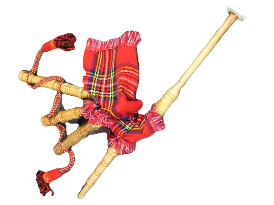 Toy Bagpipe