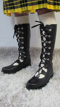 Scot Leather Boots