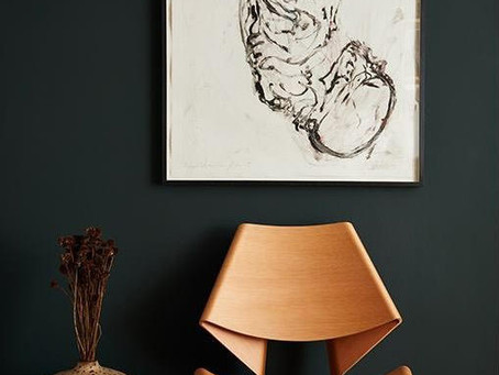 COVET WORTHY: Functional Origami,GJ BOW CHAIR