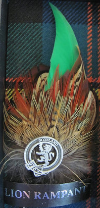 Clan Crest Stick Pin