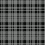 Grey Hamilton Tartan