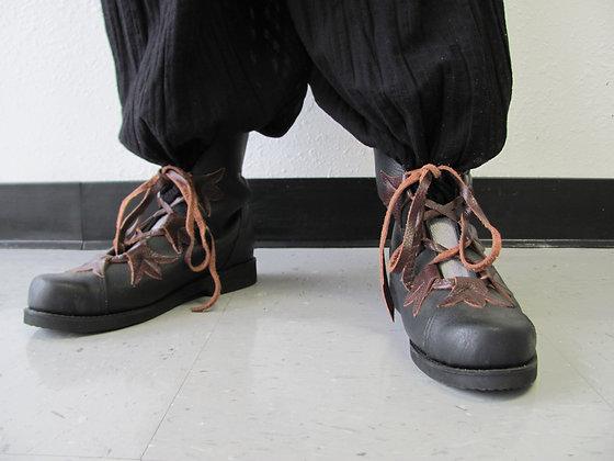 Mens Handmade Leather Gaston Boots
