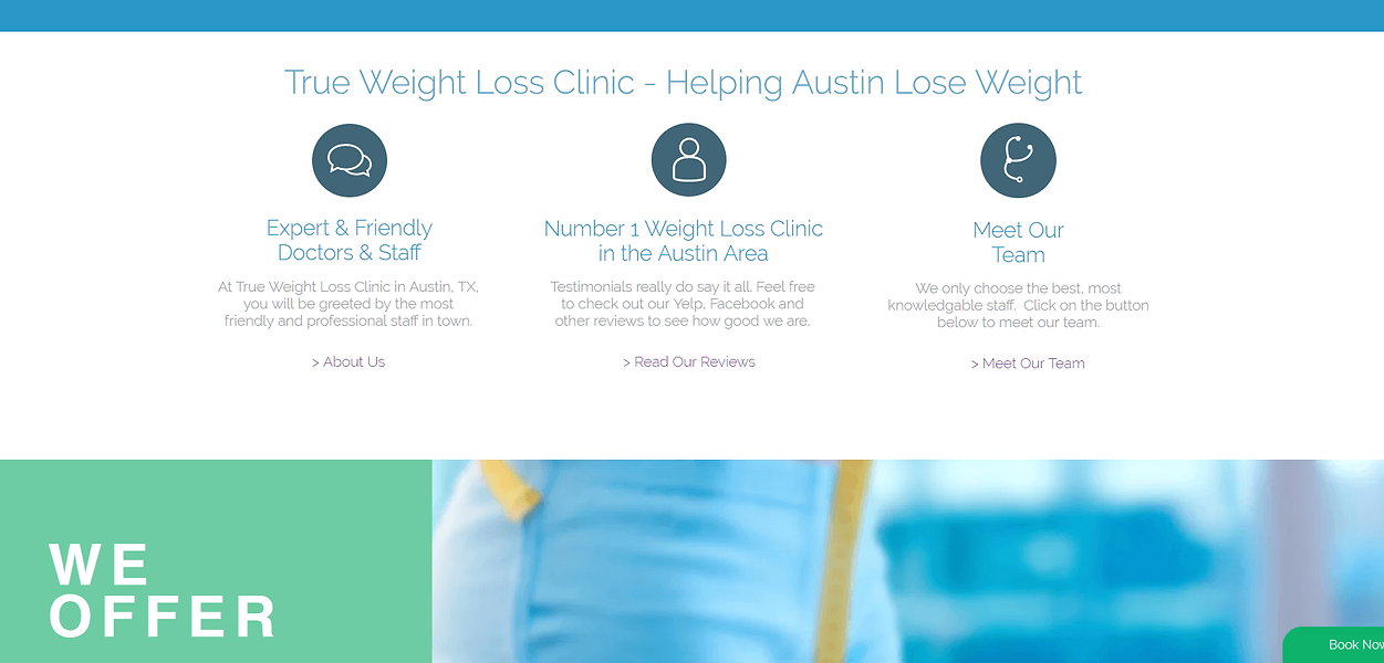 Project True Weight Loss Clinic
