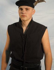 Sleeveless Celtic Shirt