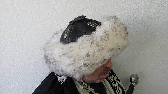 Viking Leather Hat