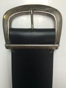 "Leather Belt - 2"" Width"