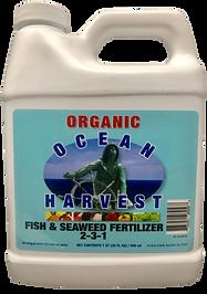 Fish & Seaweed Fertilizer bottle (Large)
