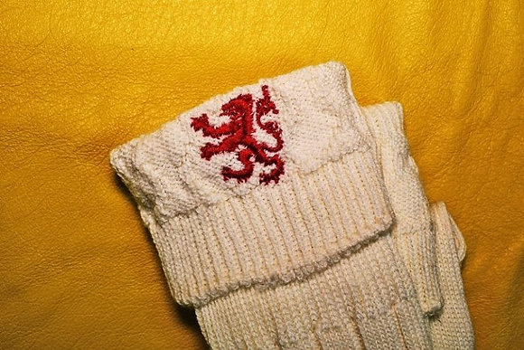 Embroidered Hose