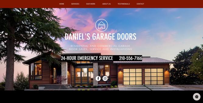 Daniels Garage Doors