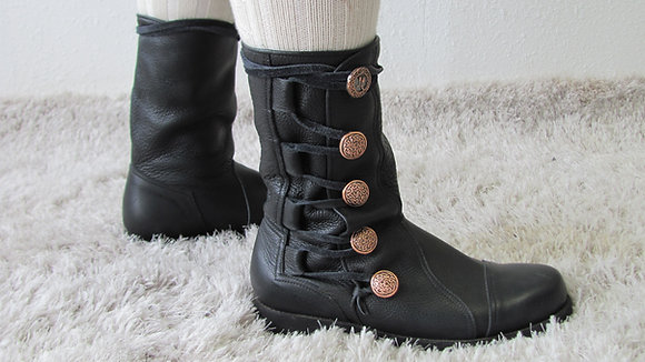 Mens King Richard Boots with 5 Conchos