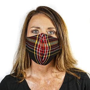 tartan-mask