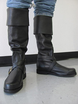 Leif Leather Boots