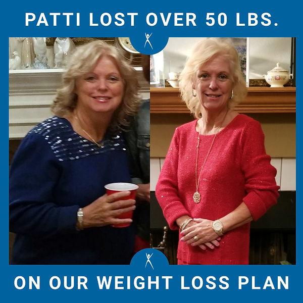 Patti Lemon Weight Loss