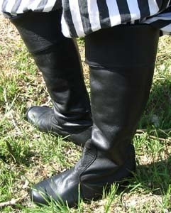 Lancelot Leather Boots