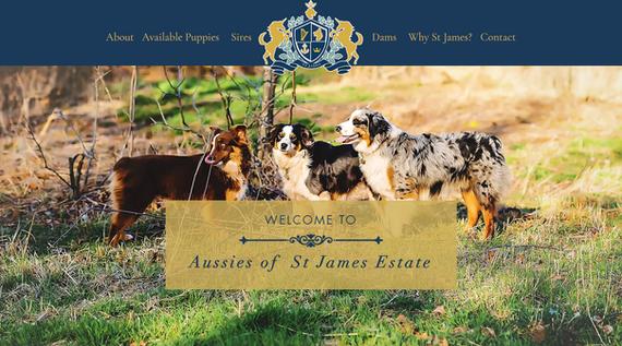 Aussies of St. James Estate