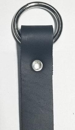 Handmade Leather Ring Belt
