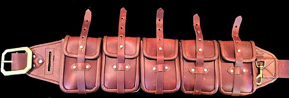 Leather Ammo Belt