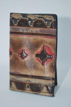 Handmade Leather Roper Wallet