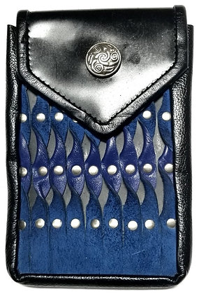 Leather Twister Pouch