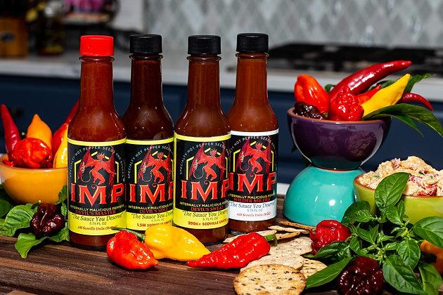 4-Flavor Sampler