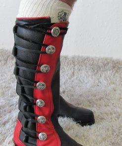 King-Richard-Black-Red-Silver-e148615053