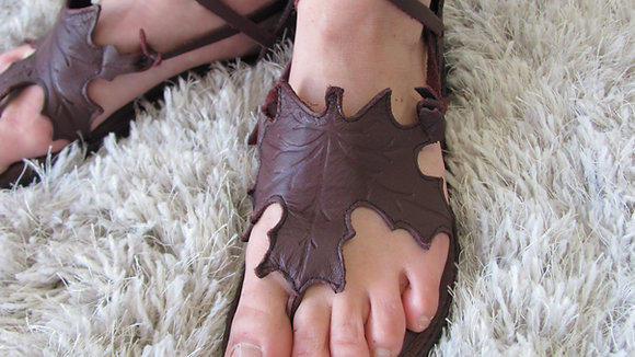 Autumn Handmade Leather Shoes