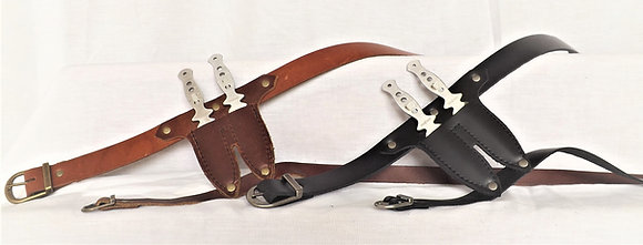 Arm Band with Mini Throwing Daggers