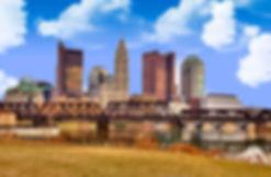 Columbus, Ohio Syline  | © Reverie Design