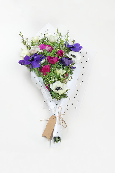 Bouquet Flor Violeta