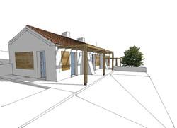 Recuperação de Habitação Rural em Taipa_Évora