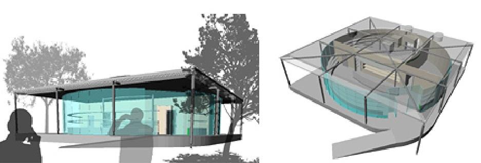 Projecto Tipo para Lojas UNITEL, Angola_(projecto em colaboração)