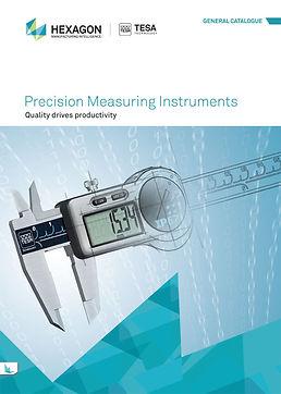 Tesa Technology Precision Measuring Catalogue