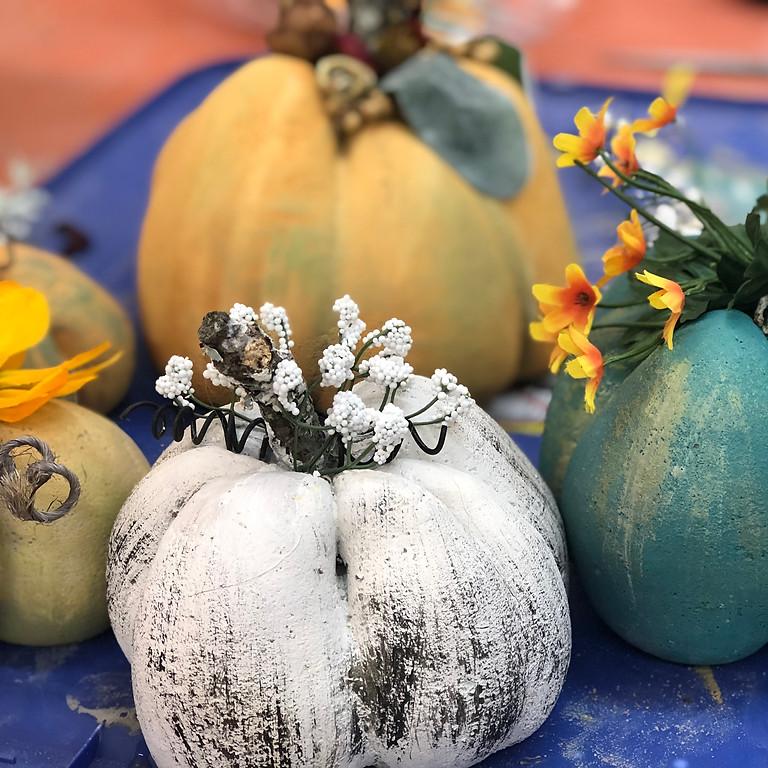 Design Your Pumpkin!