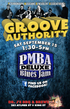 PMBA Deluxe Blues Jams