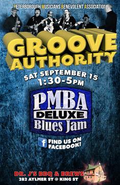 PMBA Deluxe Blues Jams