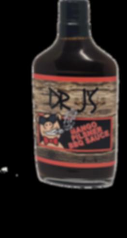 Dr J's Mango Pilsner BBQ Sauce