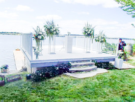 Lakeview wedding