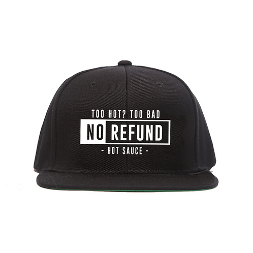 No Refund Snapback