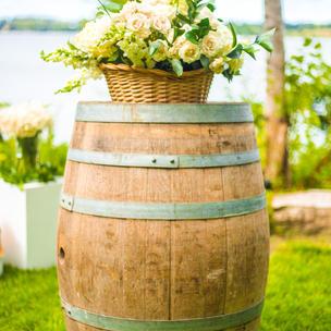 Authentic Kentucky Bourbon Barrels