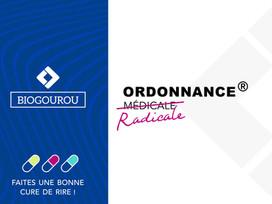 ORDONNANCE RADICALE | 44 €