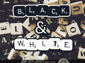 BLACK & WHITE   149 €